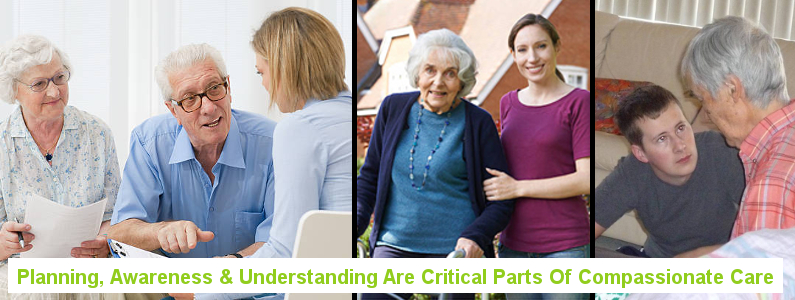 We believe our focus on Conscious Caregiving separates us from other in home care agencies.