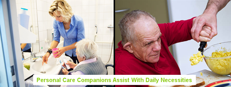 Caregiver Services - Personal Care