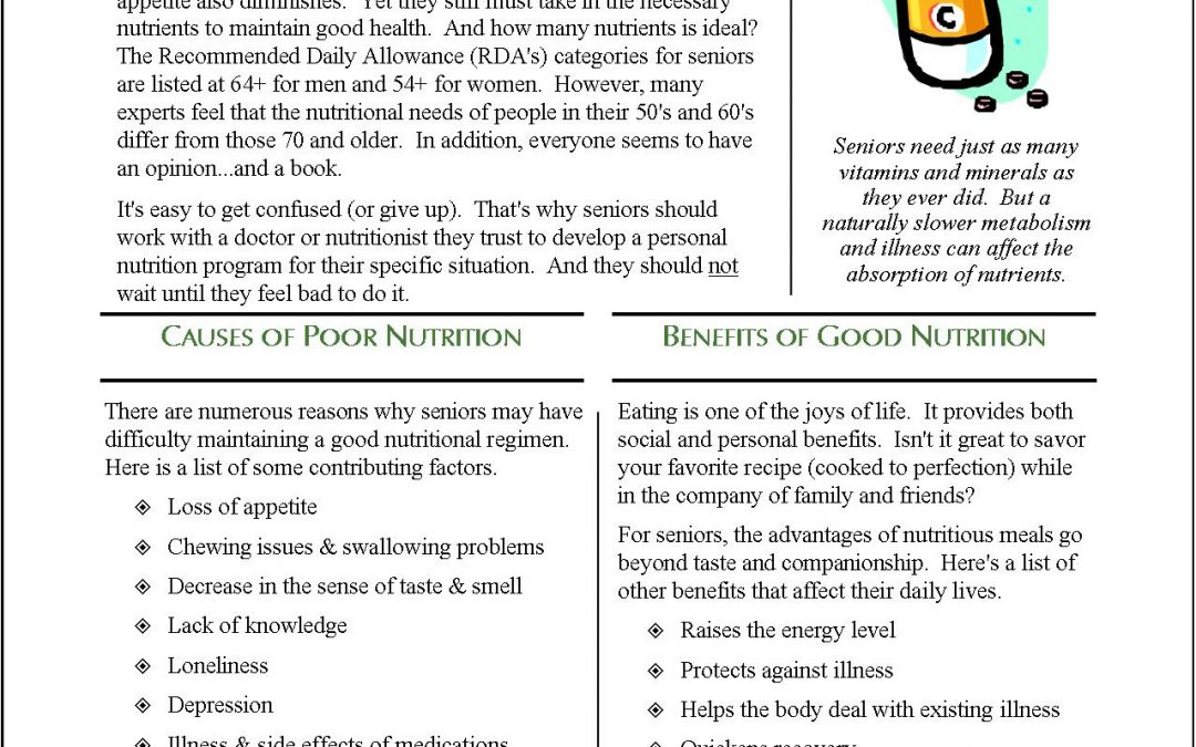 Nutrition #1